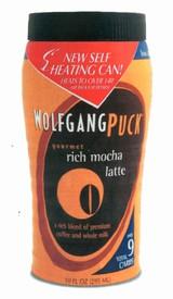 rich mocha latte