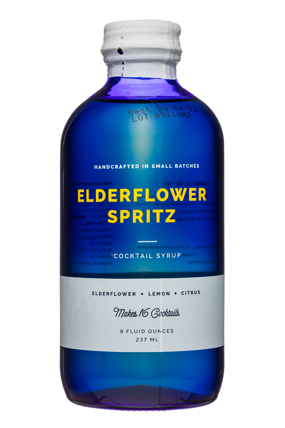 Elderflower Spiritz