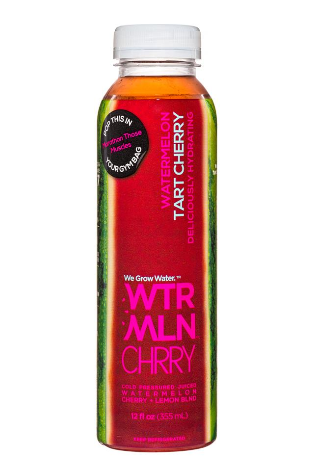 WTRMLN WTR: Wtrmln-12oz-Cherry-Front