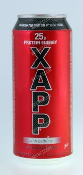 XAPP Protein Fitness Drink - Fruit Punch Energy