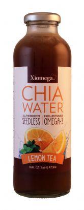 Lemon Tea Seedless Chia Water