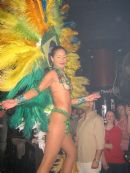 XO Banner in Brazilian Carnival