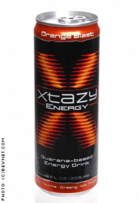 Xtazy Energy Drink: xtazy-orangeblast.jpg