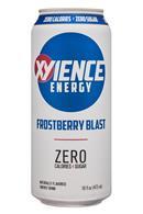 Xyience Energy : XYienceEnergy-16oz-FrostberryBlast-Front