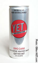YET (Your Energy Tonic)