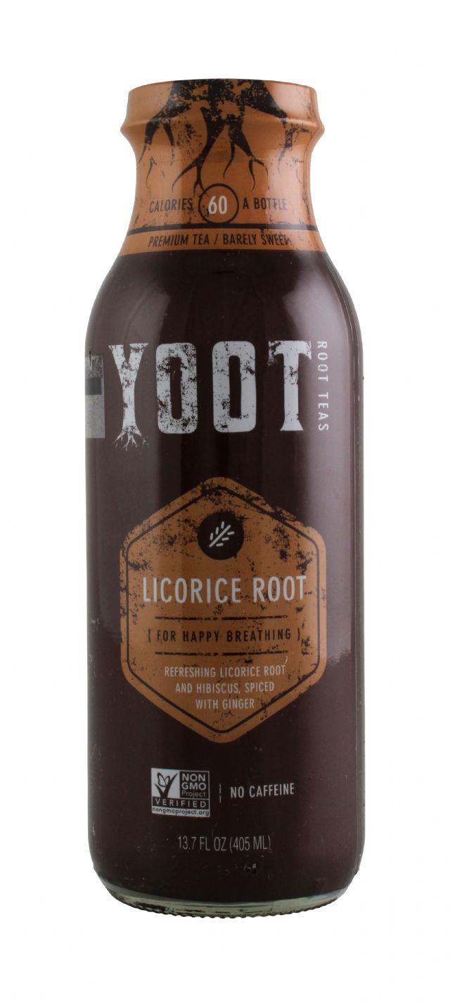 Yoot: Yoot LicoriceRoot Front