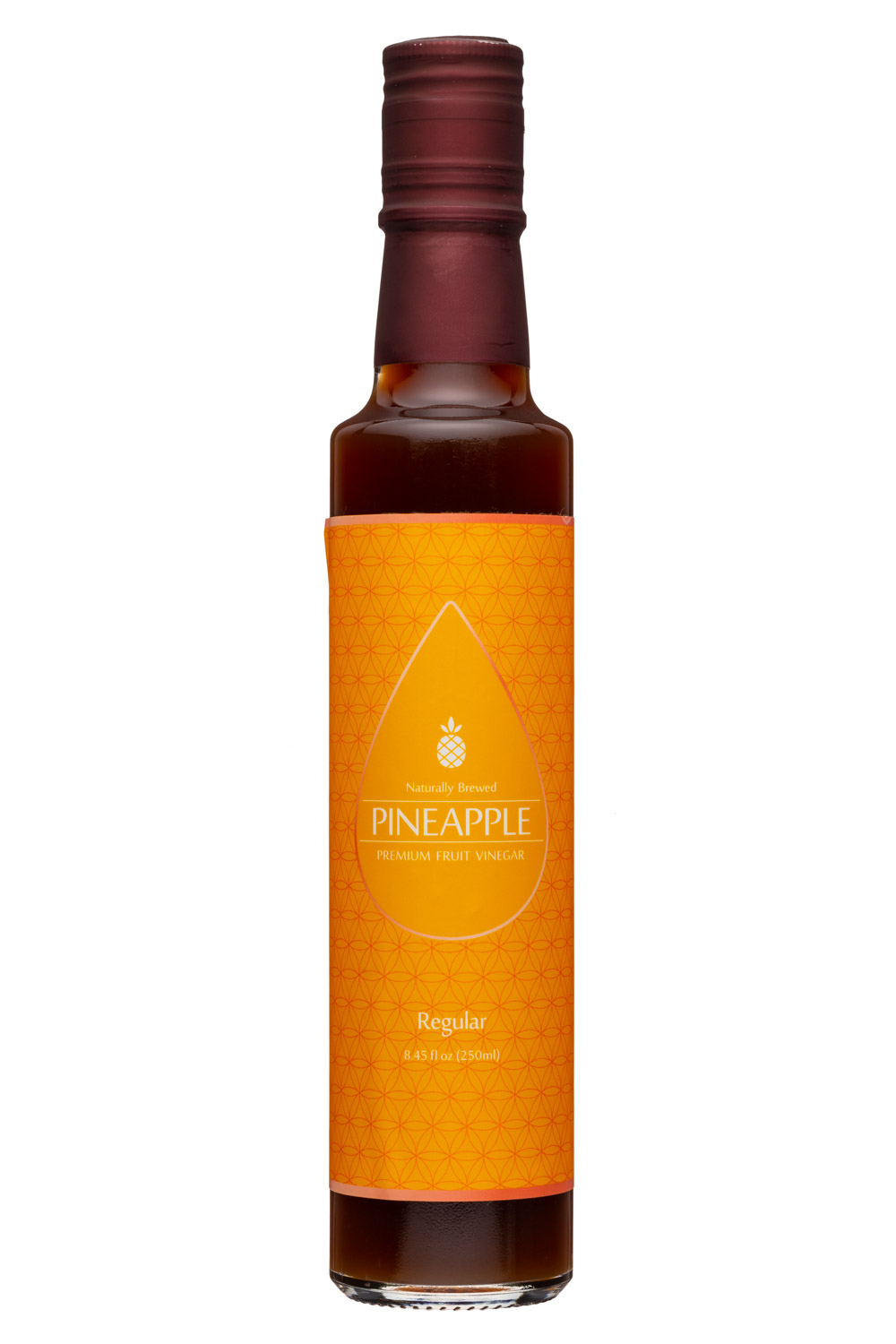 Young Scent: YoungScent-9oz-FruitVinegar-Pineapple-Front