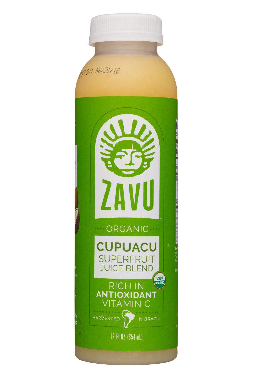 Zavu: Zavu-12oz-SuperfruitBlend-Cupuacu-Front