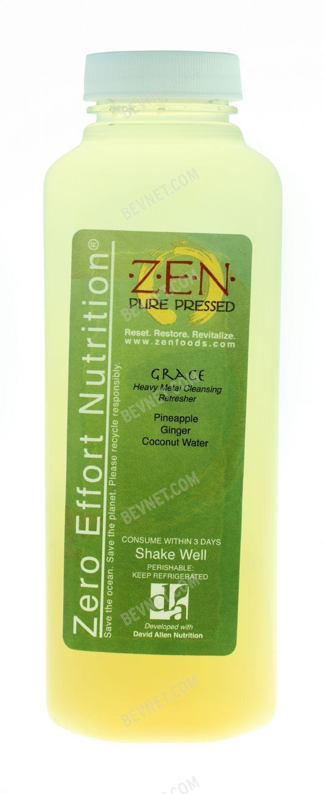 Zen Pure Pressed: