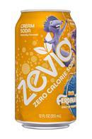Zevia Ferdinand: Zevia-12oz-ZeroCalSoda-CreamSoda-Front