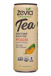 Zevia Tea - PEACH