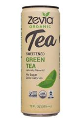 Zevia Tea - GREEN TEA