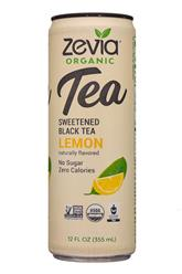 Zevia Tea - LEMON