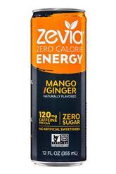 Mango/ Ginger- zero cal energy