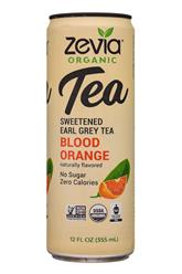 Zevia Tea - BLOOD ORANGE