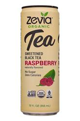 Zevia Tea - RASPBERRY