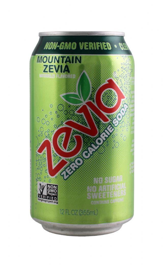 Zevia: Zevia MountainZevia Front