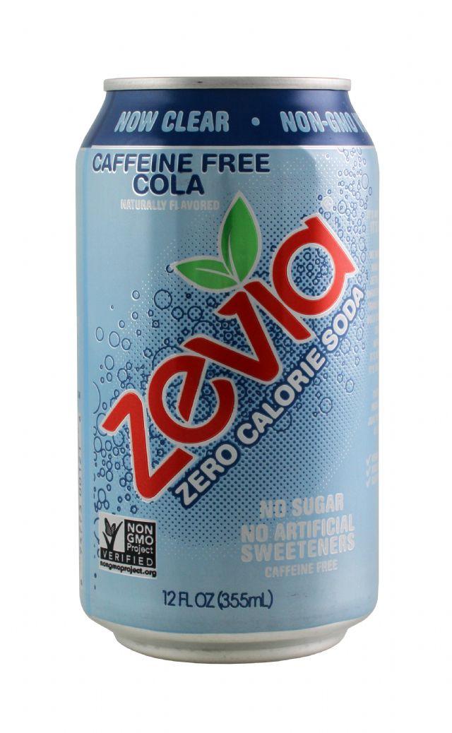 Zevia: Zevia CaffCola Front