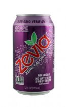 Zevia: Zevia Grape Front
