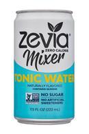 Zevia: Zevia-8oz-Mixer-TonicWater-Front
