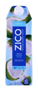 ZICO Chilled Juices: Zico Original Front
