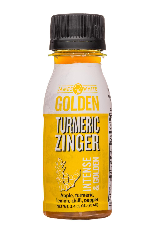 Golden Turmeric Zinger