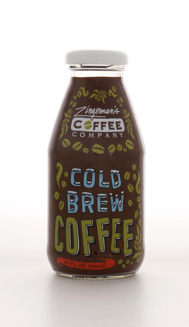 Zingerman's Coffee Company: ZingermansCoffeeCo ColdBrew Front