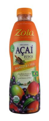 Acai + Mango & Chia