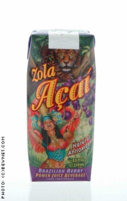 Zola Fruits of the World: Acai