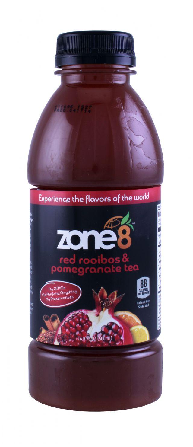 Zone 8: Zone8 RedPom Front