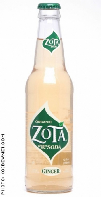 Zota Green Tea Soda: zota-ginger.jpg