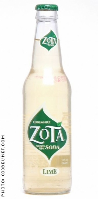 Zota Green Tea Soda: zota-lime.jpg