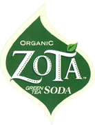 Zota Green Tea Soda