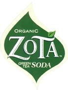 Zota Green Tea Soda