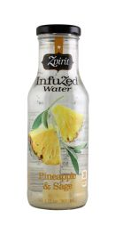 Zpirit Infuzed Water: Zpirit PineSage Front