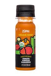 Veggie Shot: Tomato Vinegar Habanero