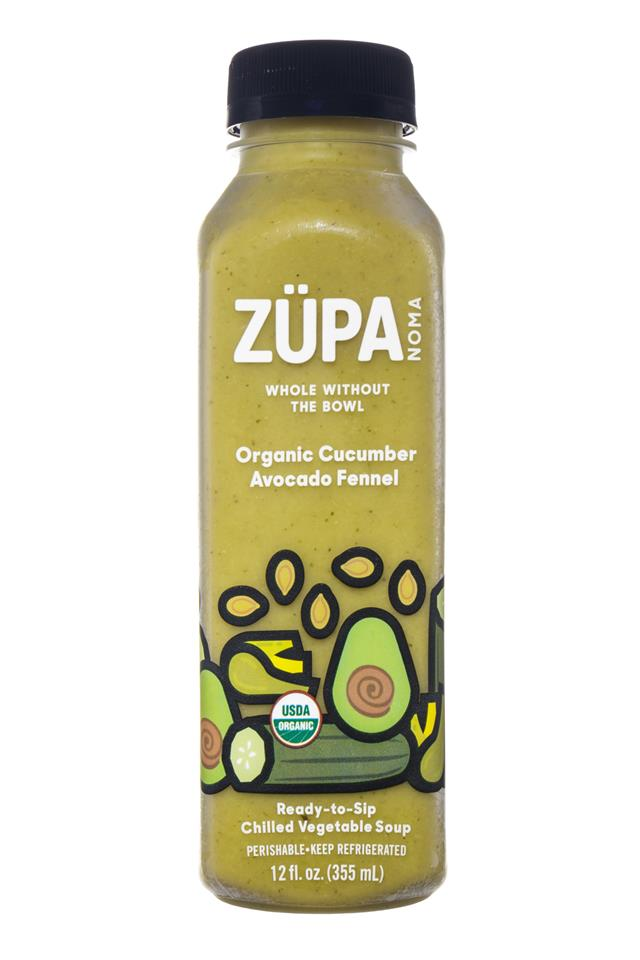 Zupa Noma: Zupa-Moma-CucumberAvocadoFennel-Front