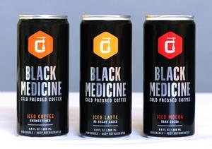 Black Medicine Iced Coffee