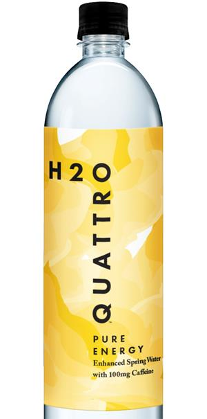 Quattro H2O Pure Spring Water