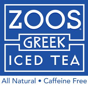Zoos Greek Iced Tea